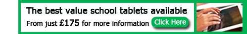 Schools tablet PCs