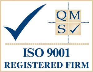 PW Data Group ISO 9001 accreditation amongst other qualifications
