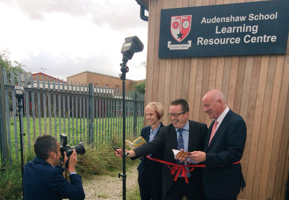 Audenshaw School Case Study Free Space Optical Link Solutions